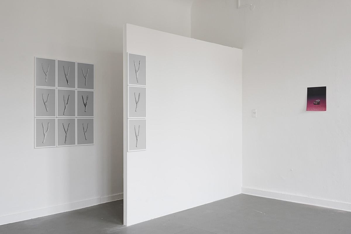 Ein Platz in der Welt, Kunsthaus Essen, Kabinett Landlust,Sebastian Eggler, Laetitia Eskens, Saskia Fischer, Veit Hüter, Pio Rahner