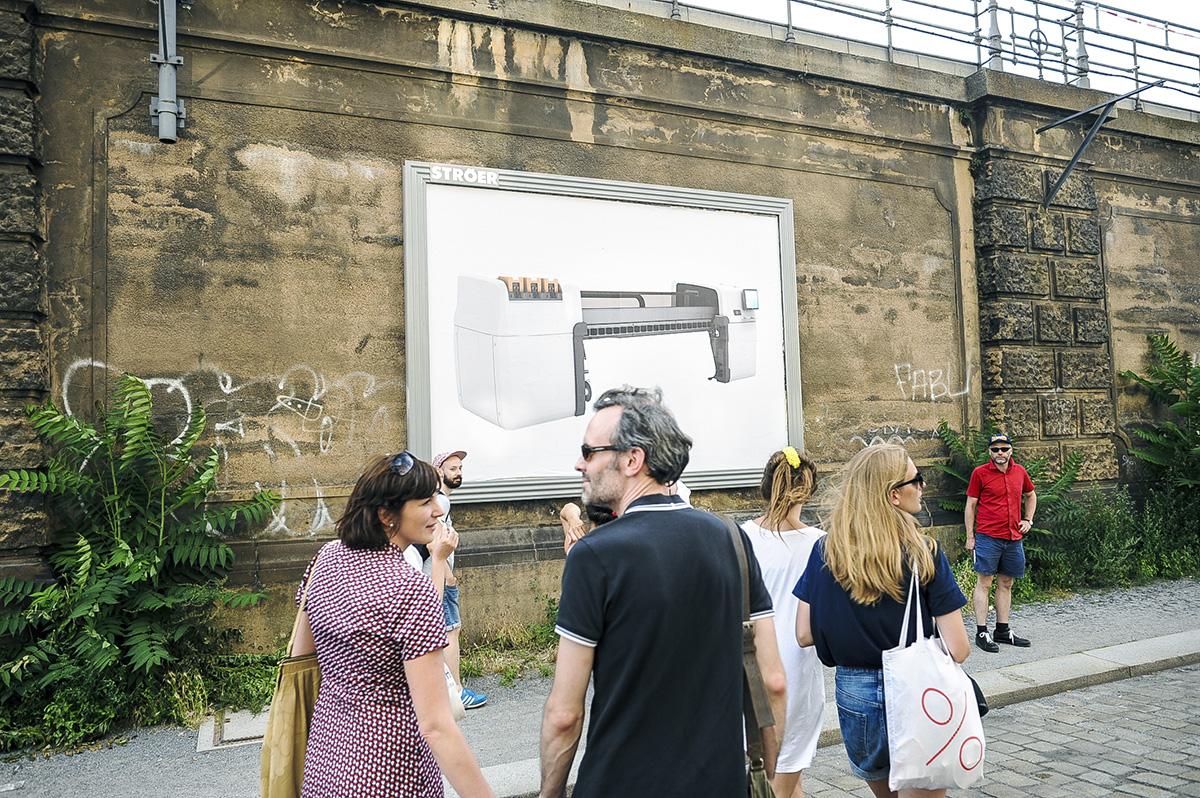 Pio Rahner, 18/1, public art viewing, Möbiusband, 2014, Kunst im öffentlichen Raum, Essen, Folkwang, Dresden