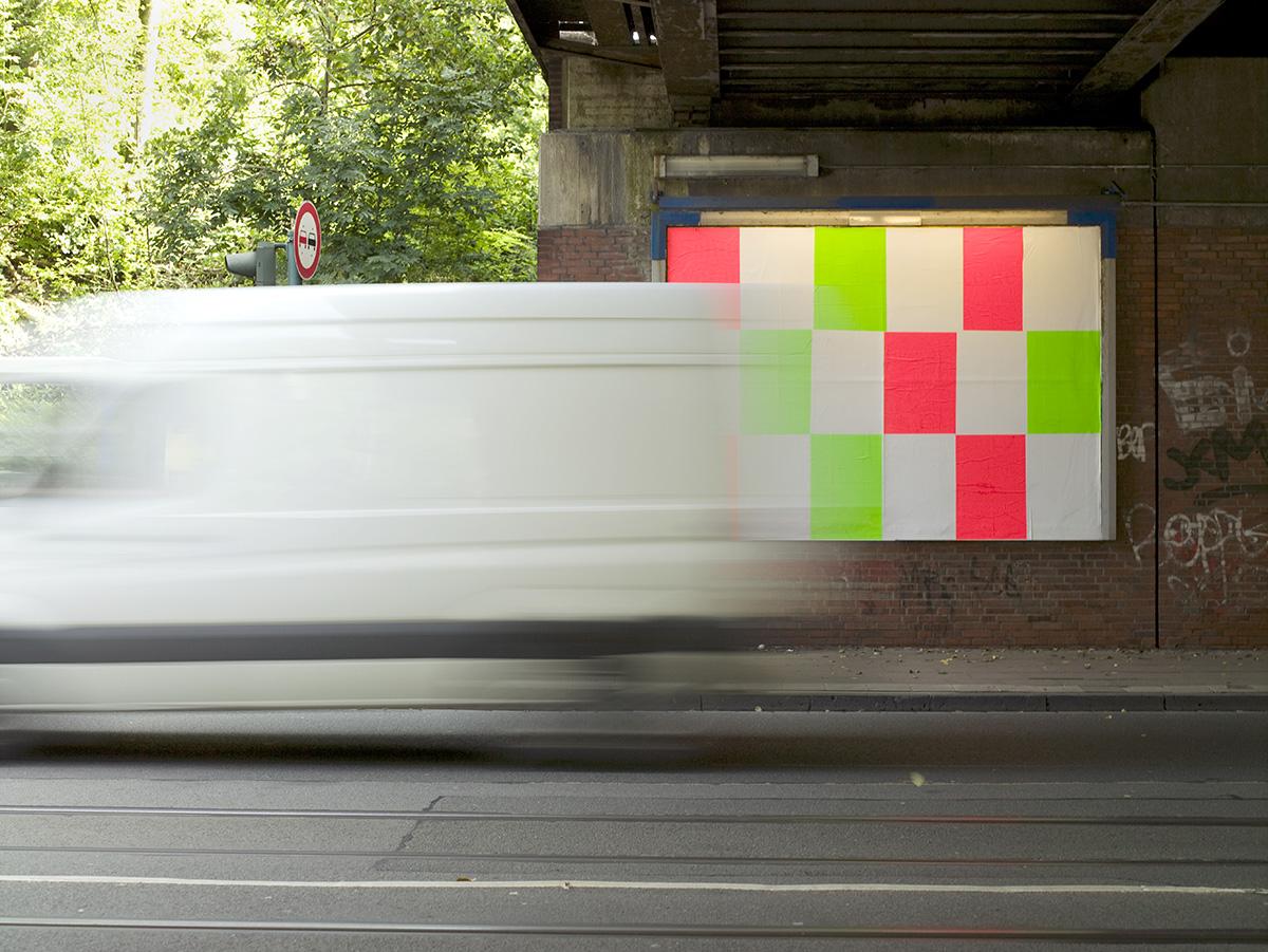 Pio Rahner, 18/1, Augenblicke, 2010, Kunst im öffentlichen Raum, Essen, Folkwang,